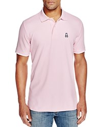 Psycho Bunny Classic Polo Regular Fit Pink