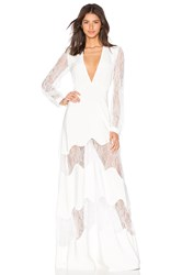 Stone_Cold_Fox Friar Gown White