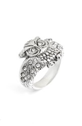 Virgins Saints And Angels Mystic Ring Silver