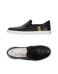 Galliano Footwear Low Tops And Trainers Women Black