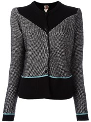 I'm Isola Marras Zipped Cardigan Black
