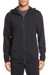 Daniel Buchler Men's Stretch Zip Hoodie