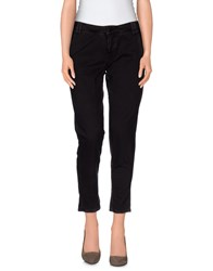 Guess Trousers 3 4 Length Trousers Women Dark Brown