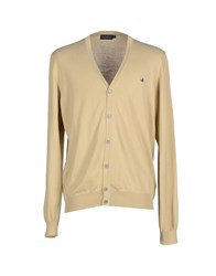 Brooksfield Knitwear Cardigans Men Beige