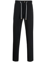 Eleventy Tailored Drawstring Waist Trousers 60