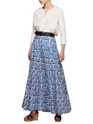 Gerard Darel Palvina Skirt Blue