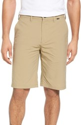 Hurley 'Dry Out' Dri Fit Tm Chino Shorts New Khaki