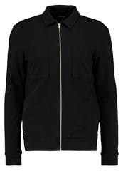 Your Turn Tracksuit Top Black