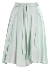 Lost Ink Aline Skirt Mint