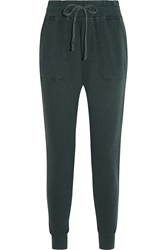 James Perse Washed Jersey Track Pants