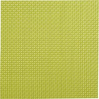 Cb2 Basketweave Green Placemat