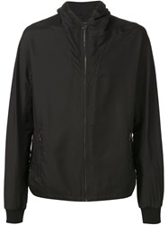 Lanvin Hooded Jacket Black
