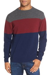 Gant Men's Colorblock Wool And Cashmere Sweater