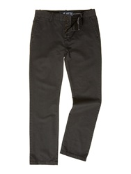 Criminal Marine Chino Charcoal