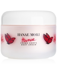 Hanae By Hanae Mori Body Cream 8.4 Oz
