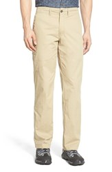Men's Exofficio 'Outdoor Bugsaway Covertical' Pants Light Khaki