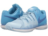 Nike Zoom Vapor 9.5 Tour Ice Blue Comet Blue University Blue Women's Tennis Shoes