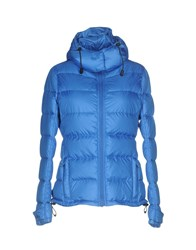 Aspesi Down Jackets Azure