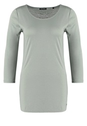 Marc O'polo Long Sleeved Top Pond Khaki