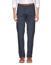 Scotch And Soda Casual Pants Dark Blue