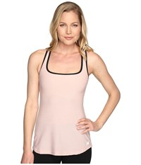 New Balance Nb Ice Tank Top Jewel Multi Jewel Women's Sleeveless Pink
