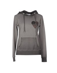 Twin Set Simona Barbieri Topwear Sweatshirts Women Lead