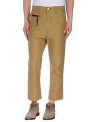 Htc Casual Pants Camel
