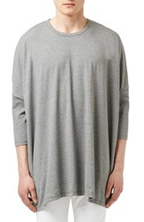 Men's Topman Aaa Collection Oversized Batwing T Shirt