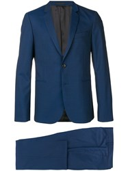 Paul Smith Ps By Classic Two Piece Suit Blue