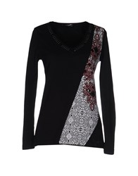 Le Fate Sweaters Black