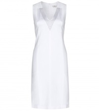 Edun Crepe Dress White