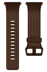 Fitbit Men's Ionic Accessory Band Cognac