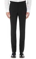 Burberry X Barneys New York Men's Slim Tuxedo Trousers Black