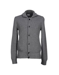 Gold Case By Rocco Fraioli Cardigans Grey