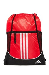 Adidas Aliance Ii Sackpack Red