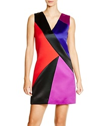 Milly Color Block Sheath Dress Bloomingdale's Exclusive Multi