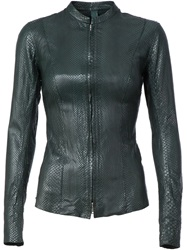 Isaac Sellam Experience 'Instinct' Jacket Green