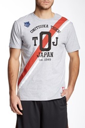 Asics Onitsuka Japan 1949 Tee Gray
