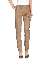 Drykorn Trousers Casual Trousers Women Khaki