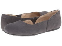 Softwalk Norwich Graphite Women's Dress Flat Shoes Gray