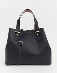 Carvela Medium Slouch Tote Bag Black