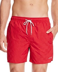Saturdays Surf Nyc Timothy Board Shorts Deep Red