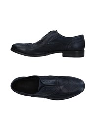Pawelk's Loafers Dark Blue