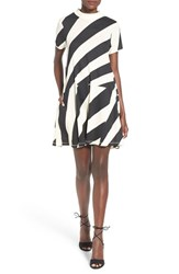 Women's Cheap Monday 'Mystic' Stripe Swing Dress