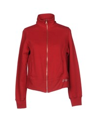 Fred Perry Sweatshirts Red