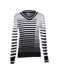 Gianfranco Ferre Gf Ferre' Knitwear Jumpers Men Black