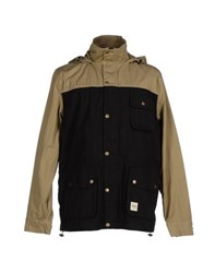 Wemoto Coats And Jackets Jackets Men Black