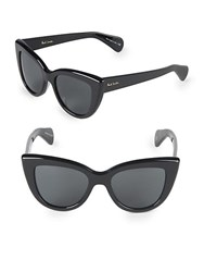 Paul Smith Lovell 50Mm Butterfly Sunglasses No Color