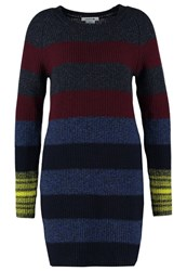 Lacoste Jumper Dress Dark Blue