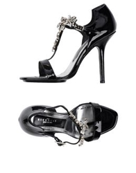 John Richmond Sandals Black